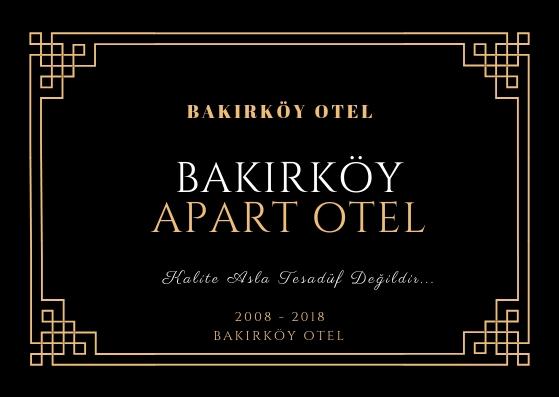Bakırköy Apart otel